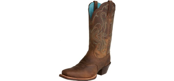 Ariat Women's Legend - Long Western Work Boot
