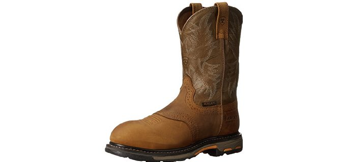 Ariat Men's WorkHog - Pull On Composite Toe Work Boot