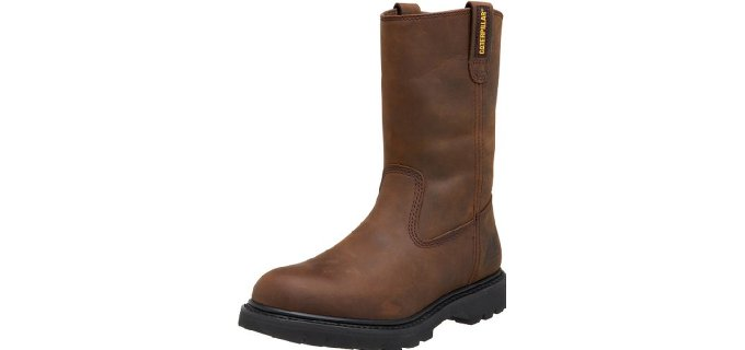 Caterpillar Men's Revolver - Cheaper Pull On Work Boot