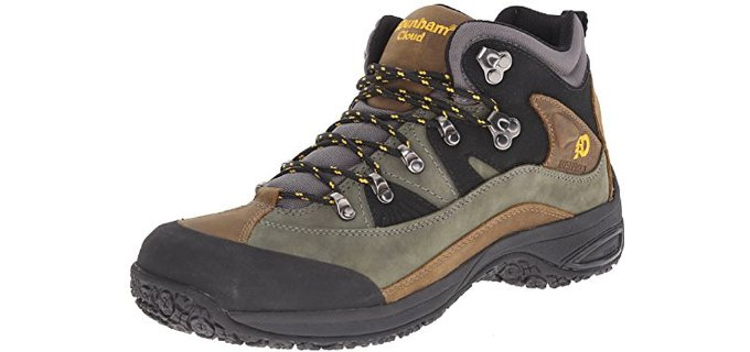 Dunham Men's Cloud - Mid-Cut Orthopedic Work Boot
