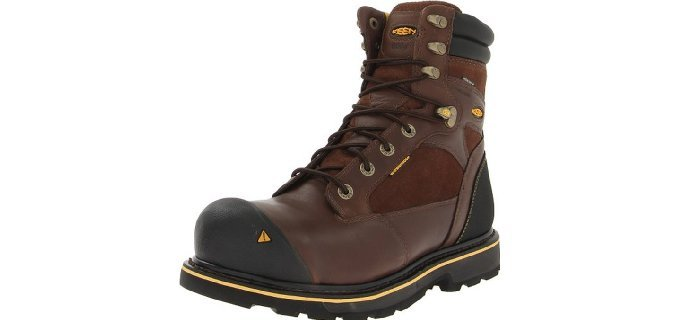 Keen Men's Sheridan - Insulated Composite Toe Work Boots