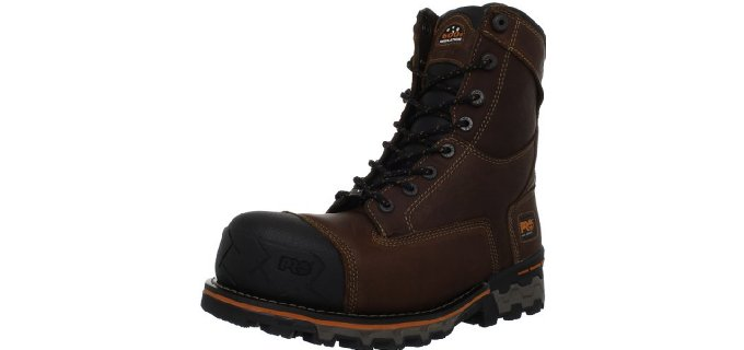 Timberland Pro Men's Boondock - Water Proof Work Boot