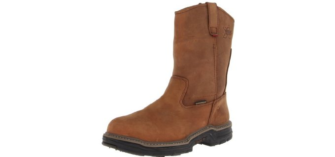 Wolverine Men's Marauder - Rubber Insulated Wellington Steel Toe Work Boot