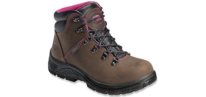 Avenger Women's 7125 - Hiker Style Construction Work Boot