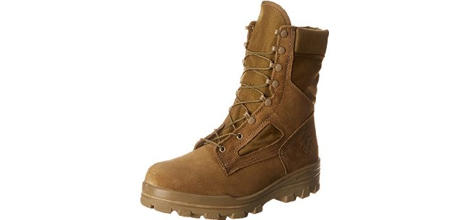 Bates Men's USMC Durashocks - Hot Weather Work Boots
