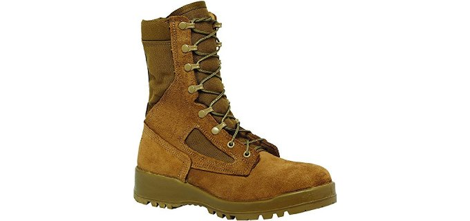 summer work boots for weather