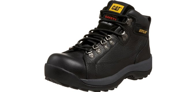 Caterpillar Men's Hydraulic Mid Cut - Lightweight Steel Toe Work Boots
