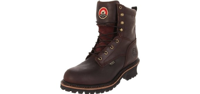 Red Wing Men's Irish Setter - Steel Toe Work Boot