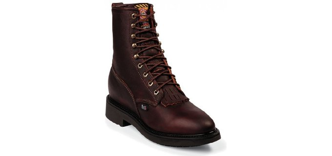 Justin Original Men's Double Comfort - Comfortable Work Boot