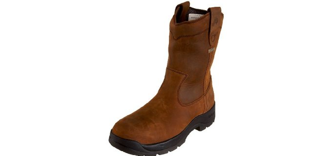 LaCrosse Men's Quad Comfort 11-Inch - Wellington Orthopedic Work Boots