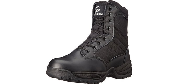 Maelstrom Men's TAC FORCE 8 Inch - Affordable & Cheap Tactical Boots