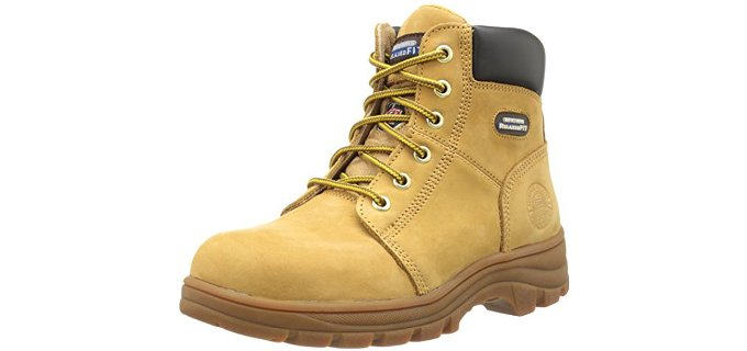 Skechers for Work Women's Workshire Peril - Steel Toe Work Boot