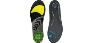 Sof Sole Men's Air - Orthotic Work Boot Insole