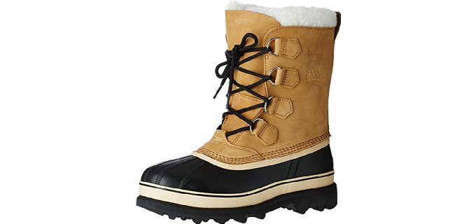 Sorel Men's Caribou II - Extreme Cold Snow Work Boots