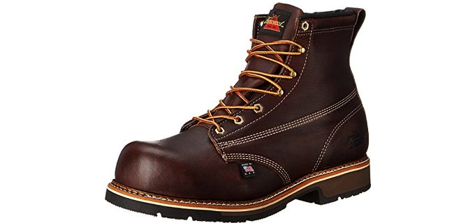 Thorogood Men's American Heritage - Safety Toe American Work Boot