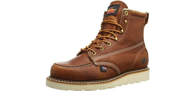 Thorogood Men's American Heritage - Moc Toe American Work Boot