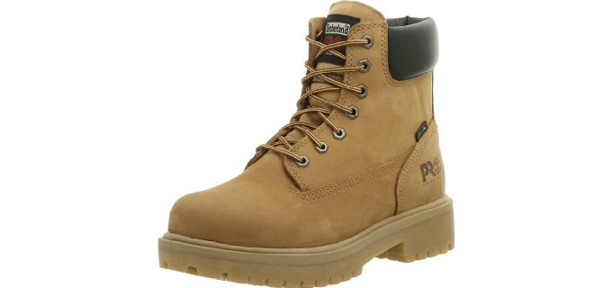 Timberland Pro Men's Direct Attach - Soft Toe Work Boot