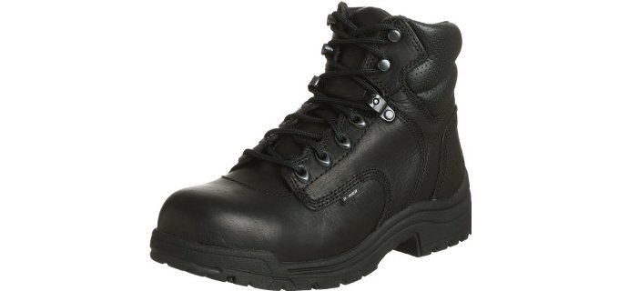Timberland Pro Women's 72399 Titan - Six Inch Safety Toe Construction Work Boot