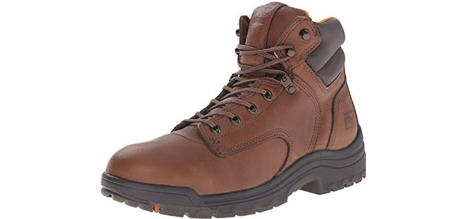 Timberland Pro Men's Titan - Soft Toe Affordable Work Boot