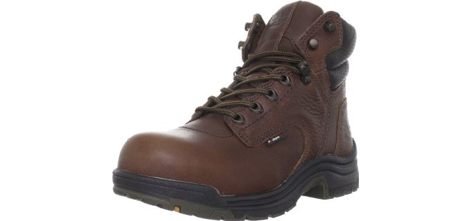 Timberland PRO Women's Titan Women's 6 Inch WaterProof Work Boot