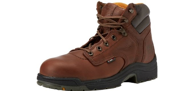 Timberland Pro Men's Titan Safety Toe - Lightweight Workboots