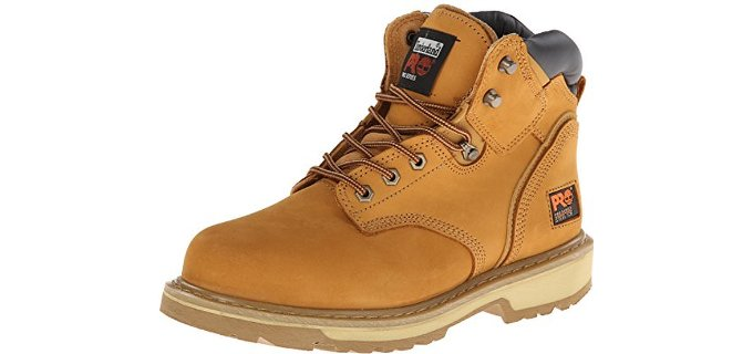 Timberland Pro Men's Pitboss - Steel Toe Work Boot