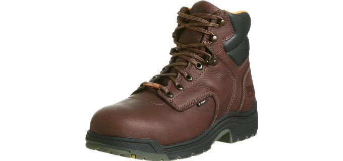 Timberland Pro Men's Titan - Waterproof Steel Toe Work Boot