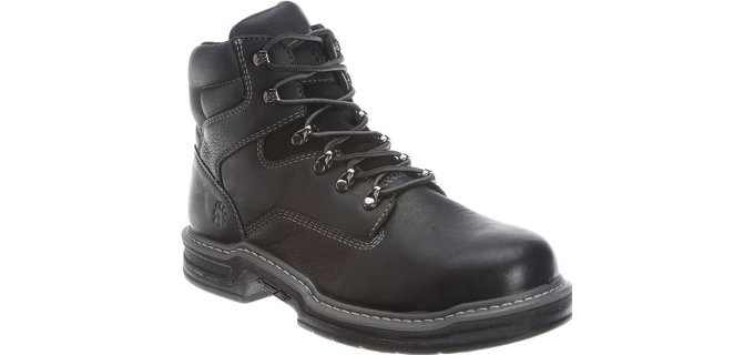 Wolverine Men's Raider - Shock Absorbing Steel Toe Work Boot