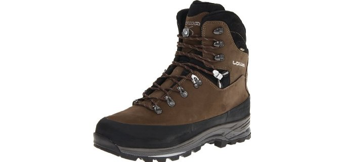 Lowa Men's Tibet GTX - Warmest Boots for Cold Weather Hunting