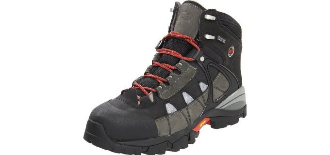 Timberland PRO Men's Hyperion - Waterproof Work Boots for Plantar Fasciitis
