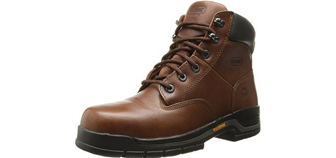 Wolverine Men's Harrison Lace-Up 6 inch - Work Boot