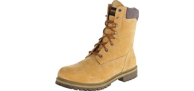Wolverine Men's Gold - Waterproof Insulated 8 Inch Work Boot