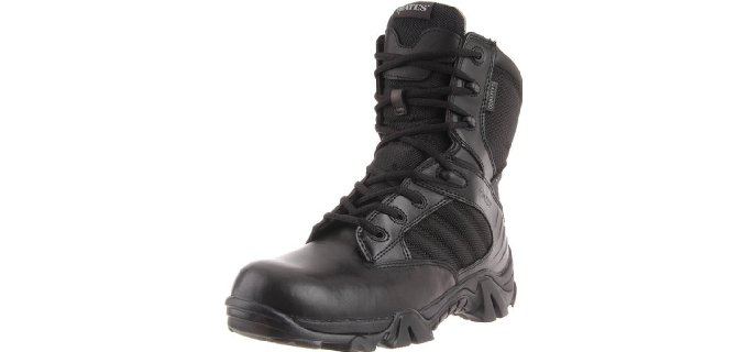 Bates Men's GX-8 8 Inch Ultra-Lites - Best Waterproof Tactical Boot