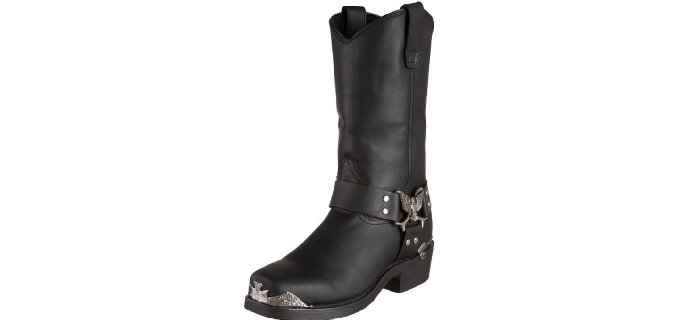 Dingo Men's Chopper - Harness Boot for Motorcycling