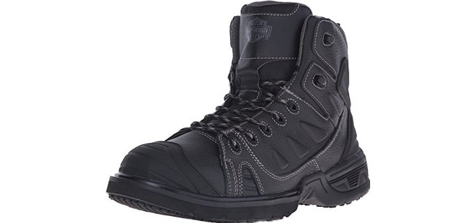 Harley Davidson Men's Foxfield - Motorcycling Inspired Boot