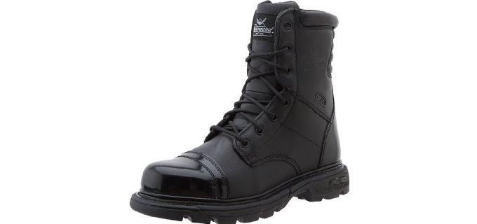 Thorogood Men's Trooper 8-Inch - Tactical Work  Boot