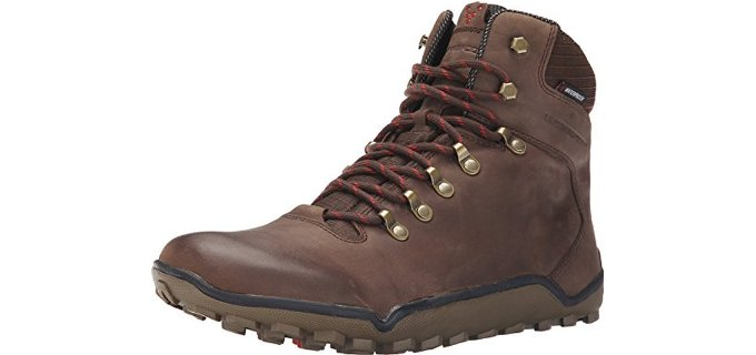 Vivobarefoot Men's Tracker - Minimalist Hiking and Hunting Boot