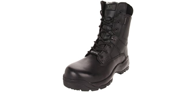 A.T.A.C Men's Shield - Safety Certified Steel Toe Tactical Boot