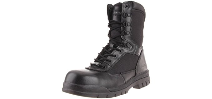Bates Men's Safety Enforcer - 8 Inch Steel Toe Tactical Boot