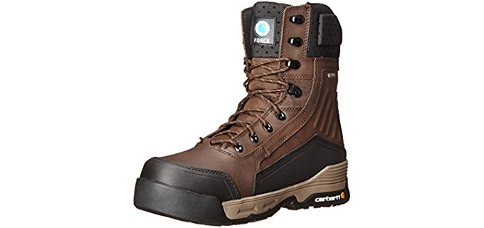 Carhartt Men's Force - Composite Toe Insulated Work Boot