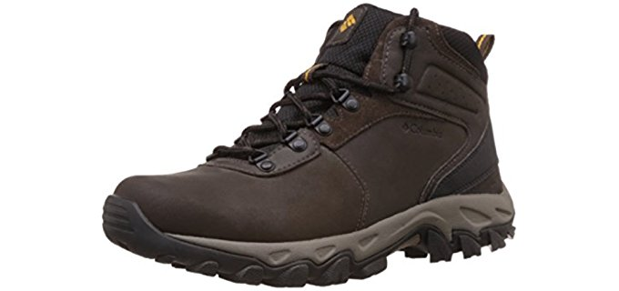 Columbia Men's Newton 2 - Waterproof Hiking Boot