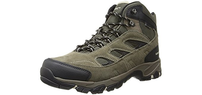 Hi-Tec Men's Logan - Breathable Hiking Boot