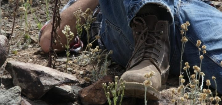 Hiking Work Boots