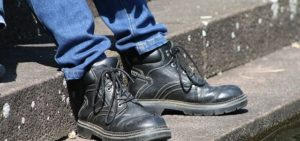Lightweight Steel Toe Work Boots
