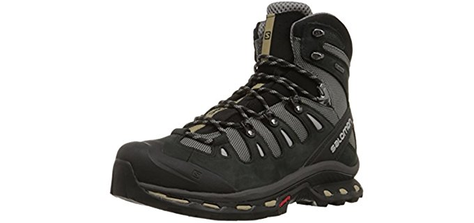 Salomon Men's Quest - 4D Waterproof Hiking Boot