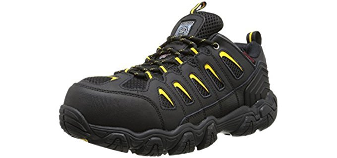 Skechers Men's Blais - Steel Toe Waterproof Hiking Style Work Boot
