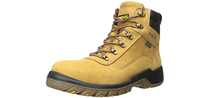Stanley Men's Outback - Comfortable and Lightweight Steel Toe Boot