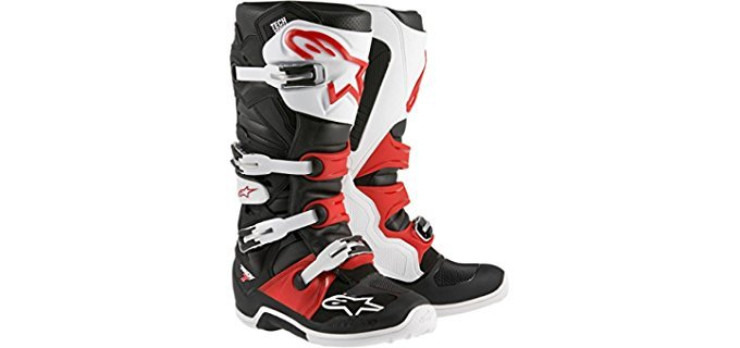Alpine Stars Men's Tech 7 - Off-Road Motorcycle Boot