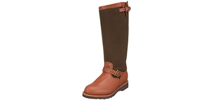 Chippewa Men's 23913 Pull On - Snake Protection Boot