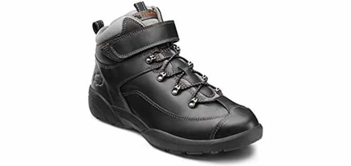3690169ad2e Diabetic Work Boots - Therapeutic   Protective (May-2019) - Work ...